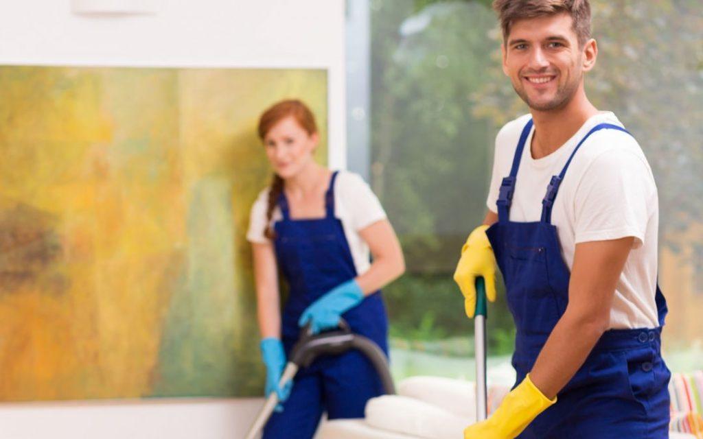 Profesjonalne sprzątanie biur i obiektów - Fresh Office
