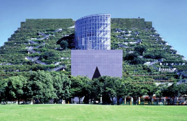 ekologiczne biuro Fukuoka